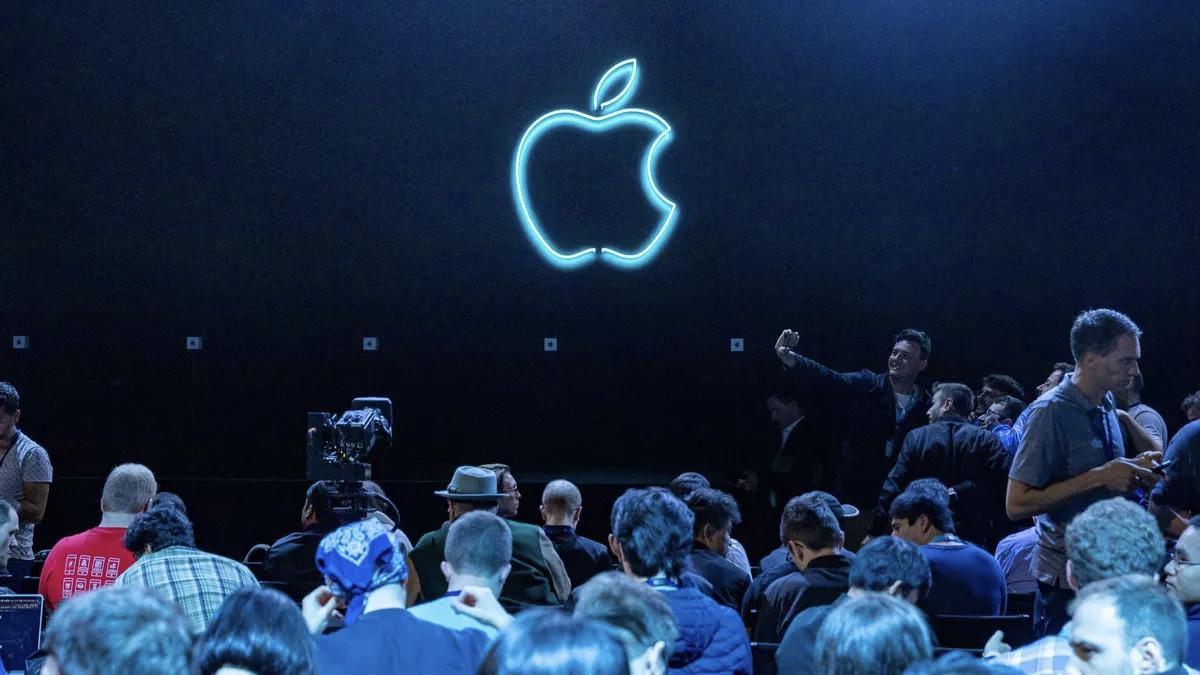 Apple conferenza