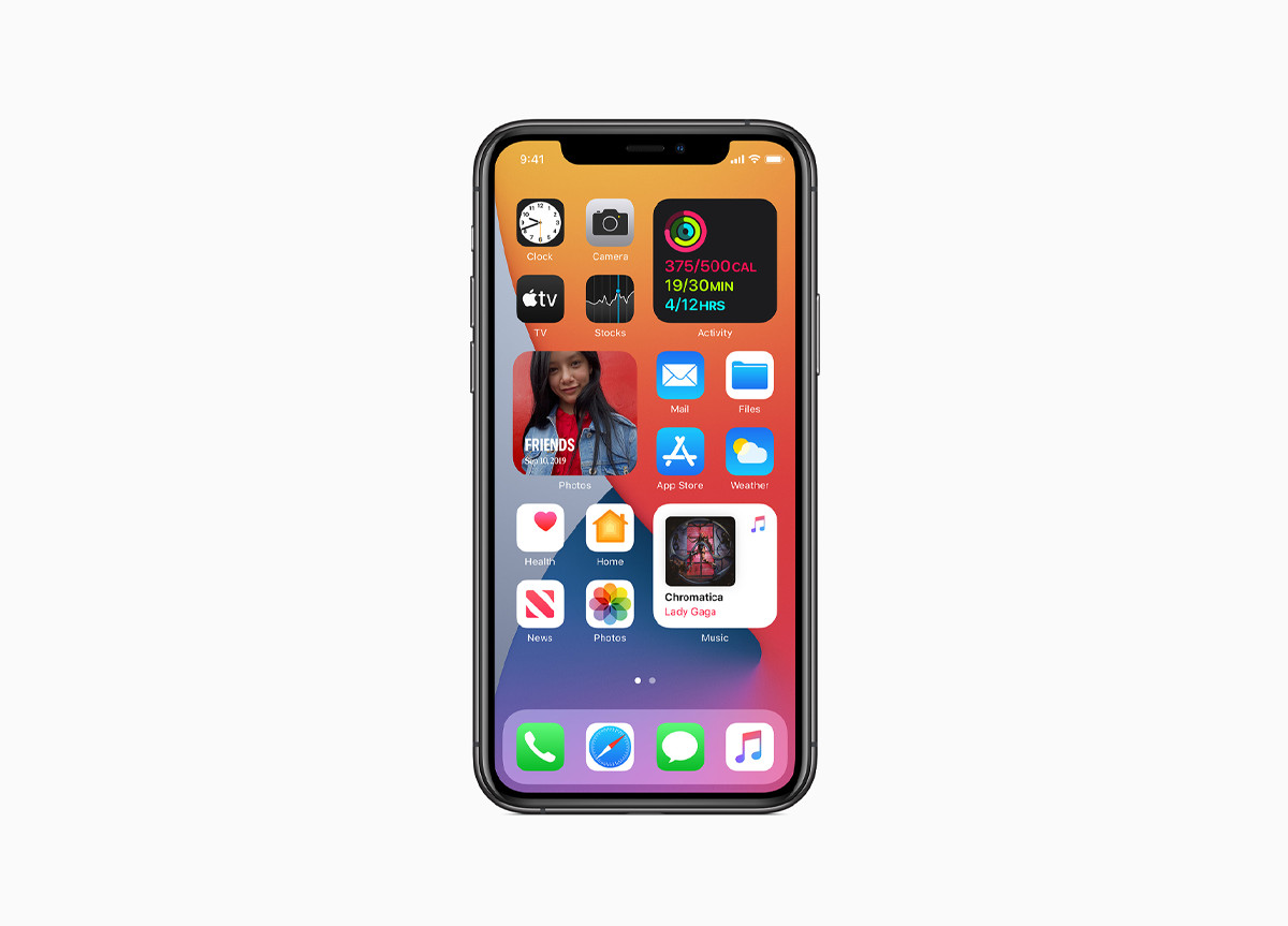Apple iOS14 come sarà