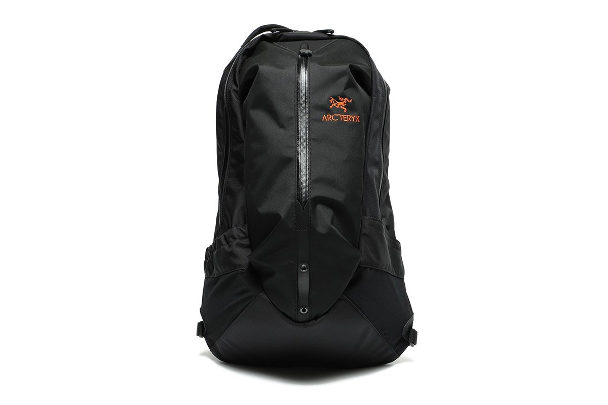BEAMS x Arc'Teryx Zaino nero