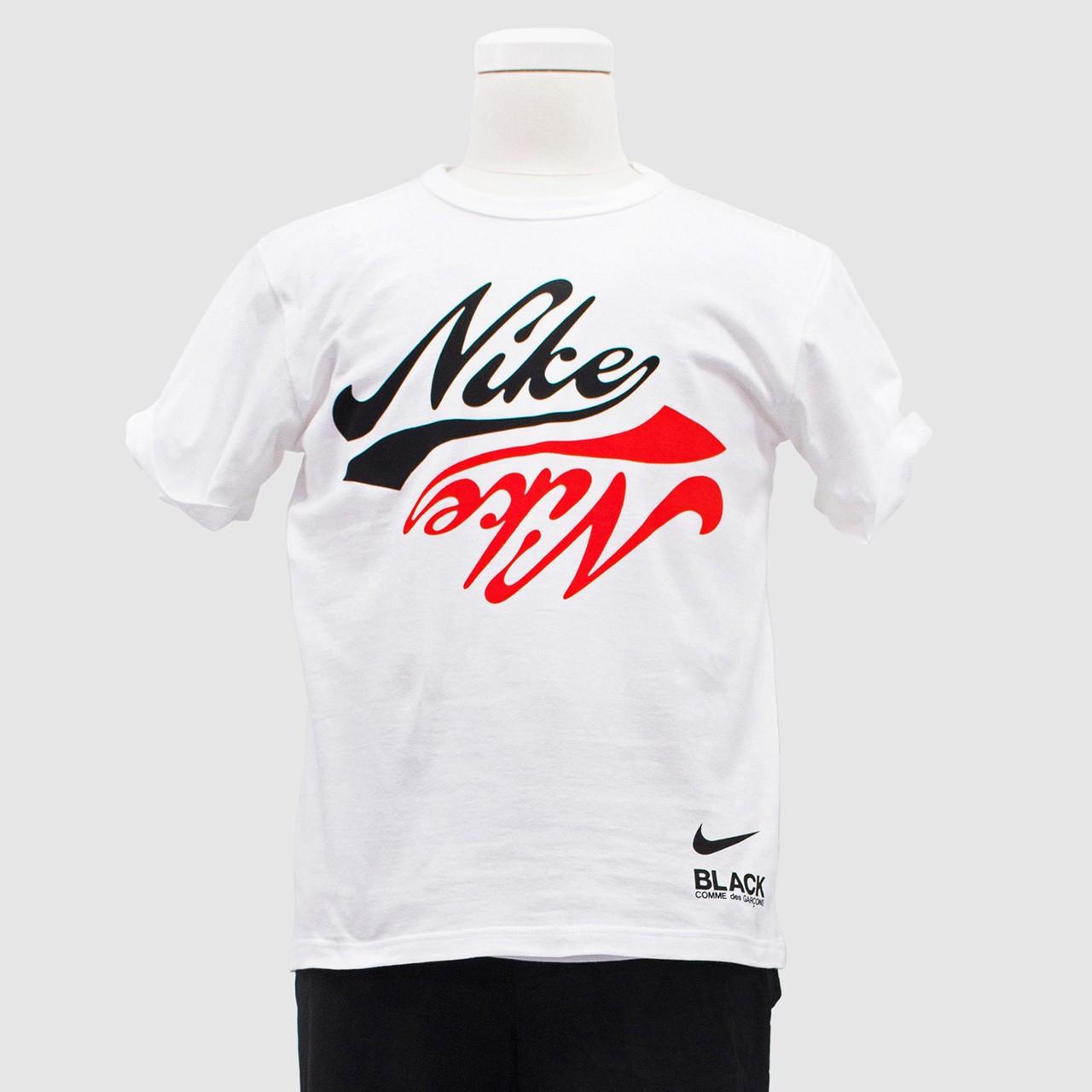 BLACK COMME des GARÇONS x Nike T-shirt