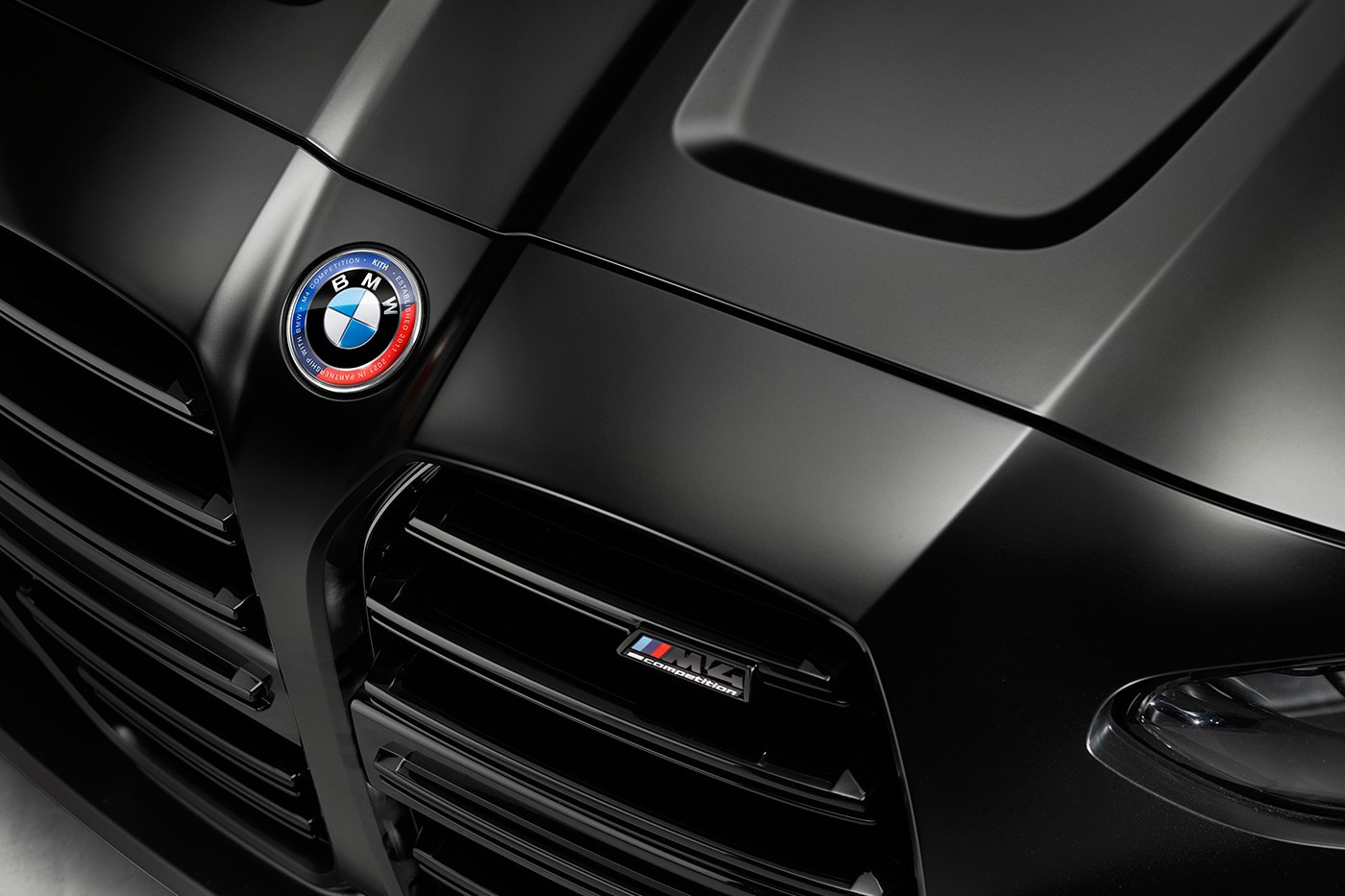 BMW x KITH M4 Competiton Coupes