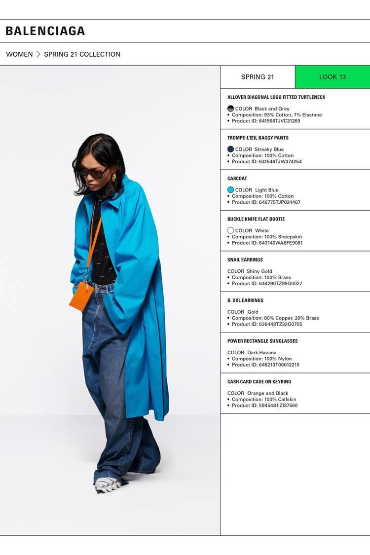 Balenciaga Carcoat