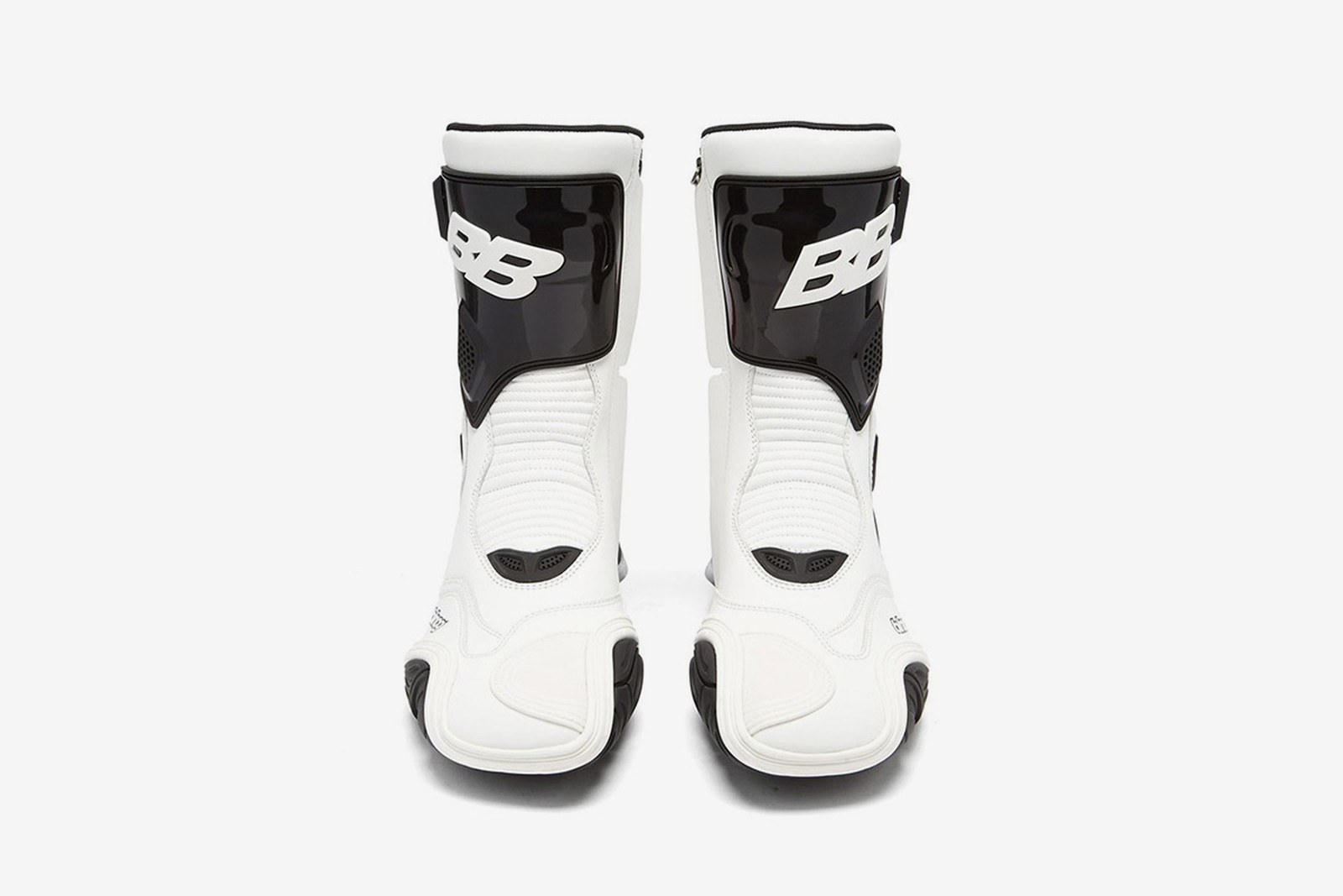 Balenciaga Tyrex Leather Biker Boot
