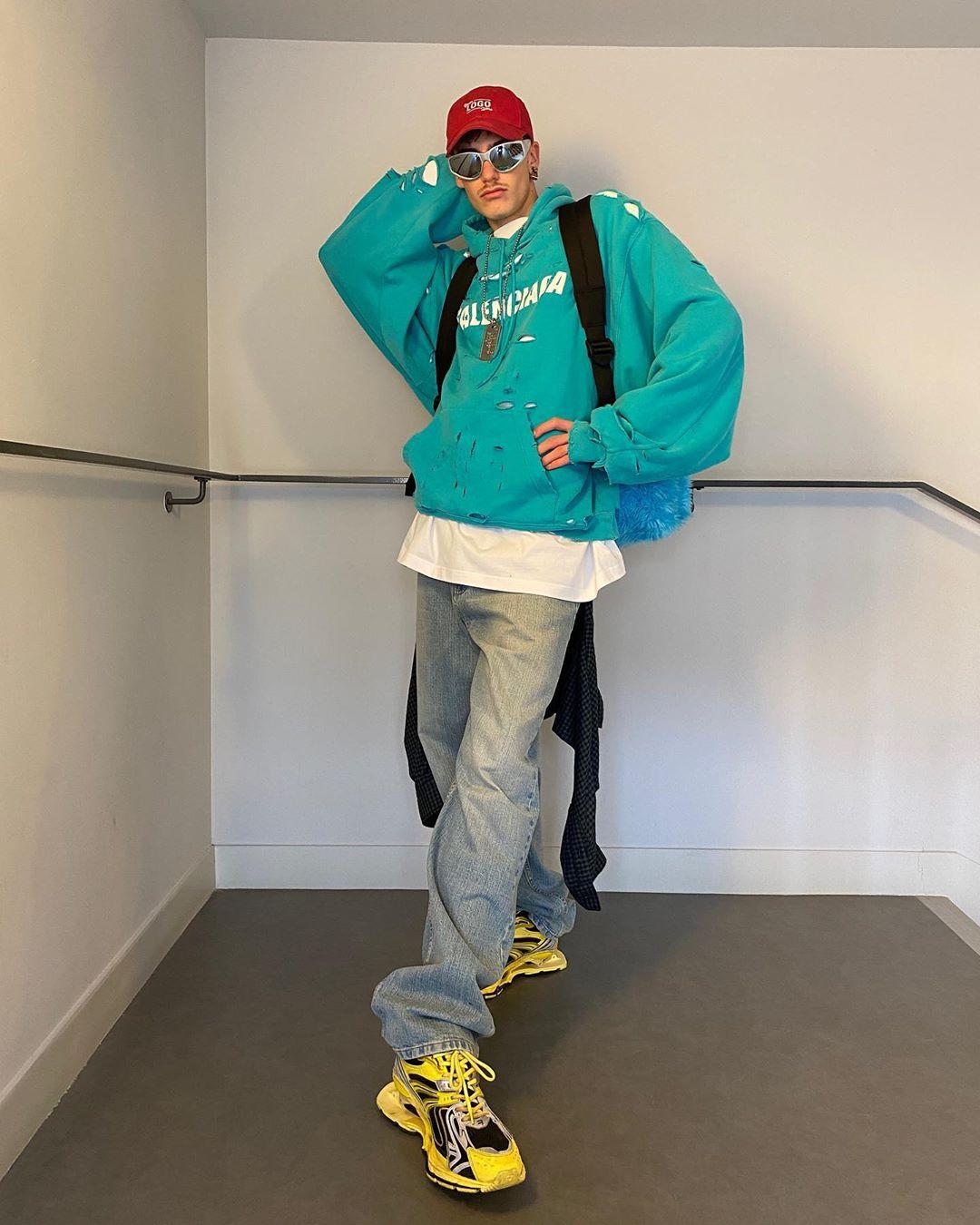 Balenciaga X-Pander 2021 sneakers