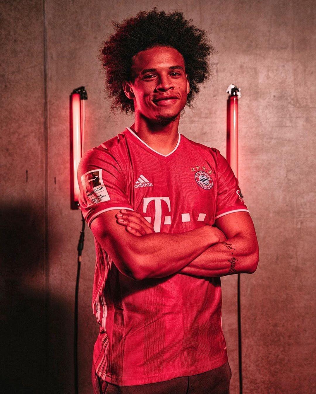 Bayern Monaco maglia nuova stagione 2021 2021