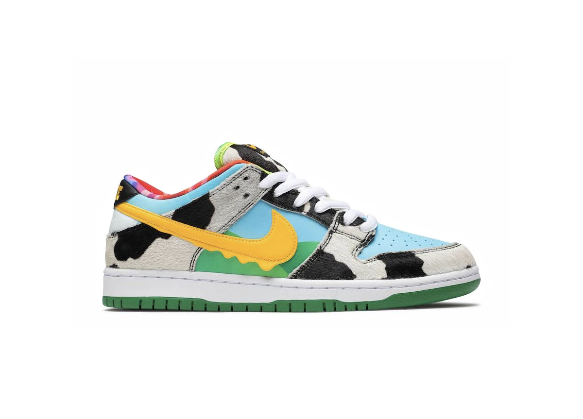 """Ben & Jerry's Nike SB Dunk Low """"Chunky Dunky"""""""