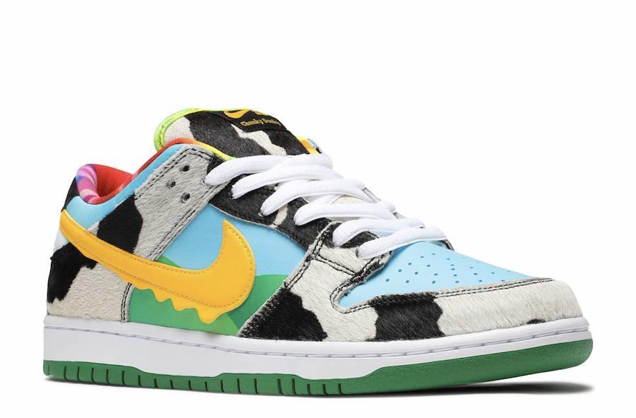 Ben & Jerrys Nike SB Dunk Low Chunky Dunky