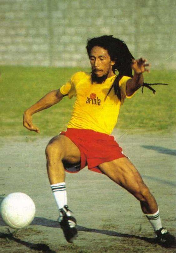 Bob Marley adidas calcio