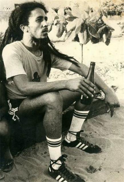 Bob Marley adidas