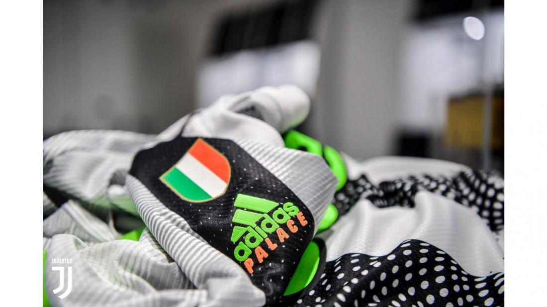 Palace Juventus adidas