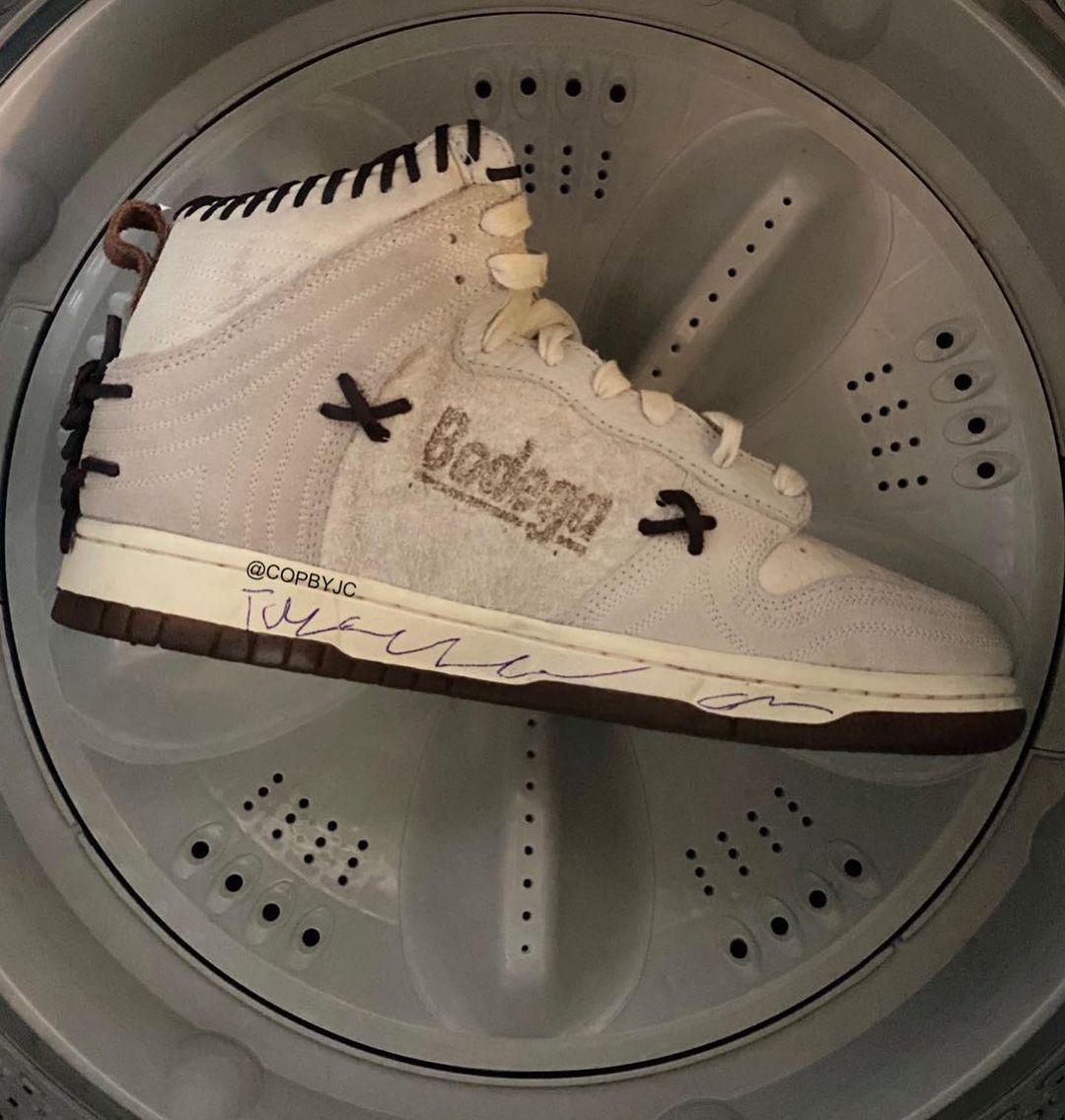 Bodega x Nike Dunk High