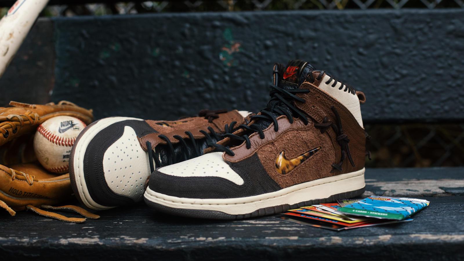 "Bodega x Nike Dunk High ""Brown"""