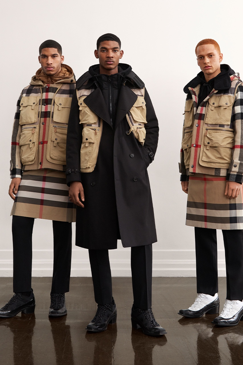 Burberry Fall/Winter 2021
