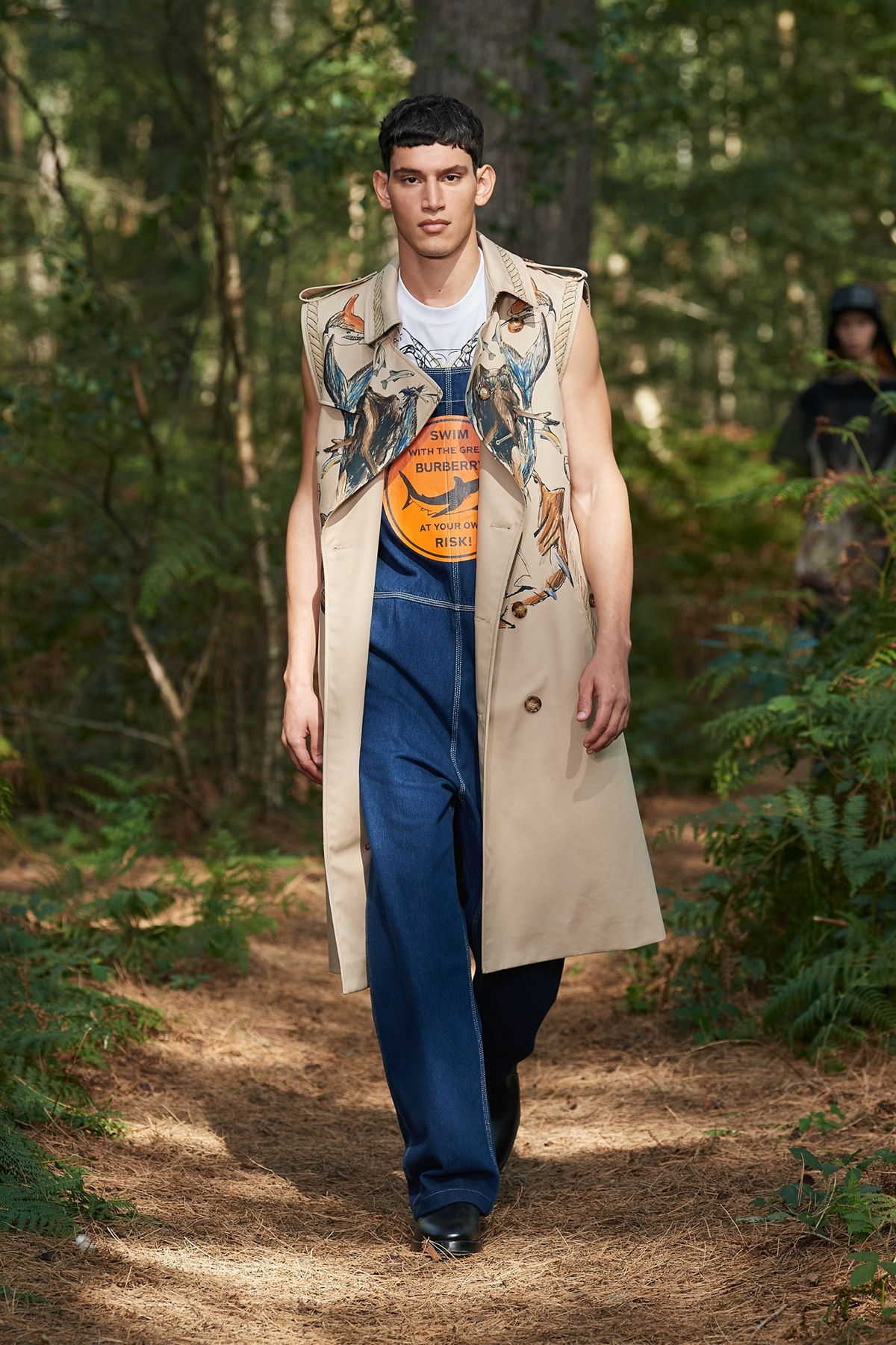 Burberry SS21 trench