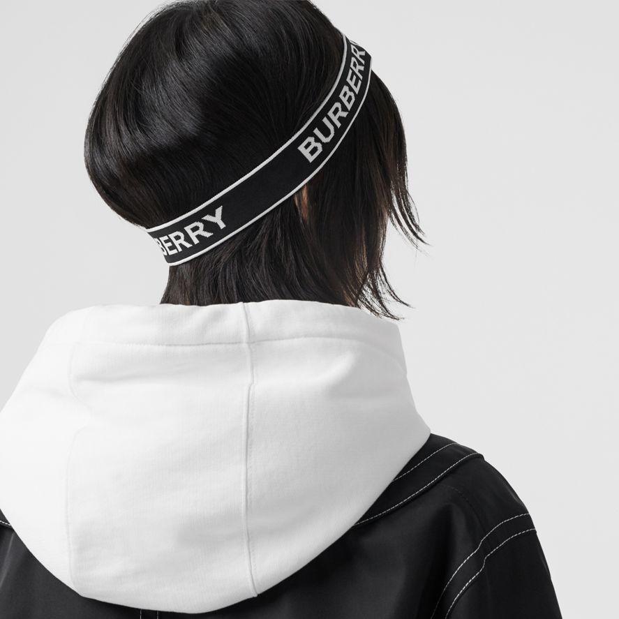 Burberry fascia per capelli