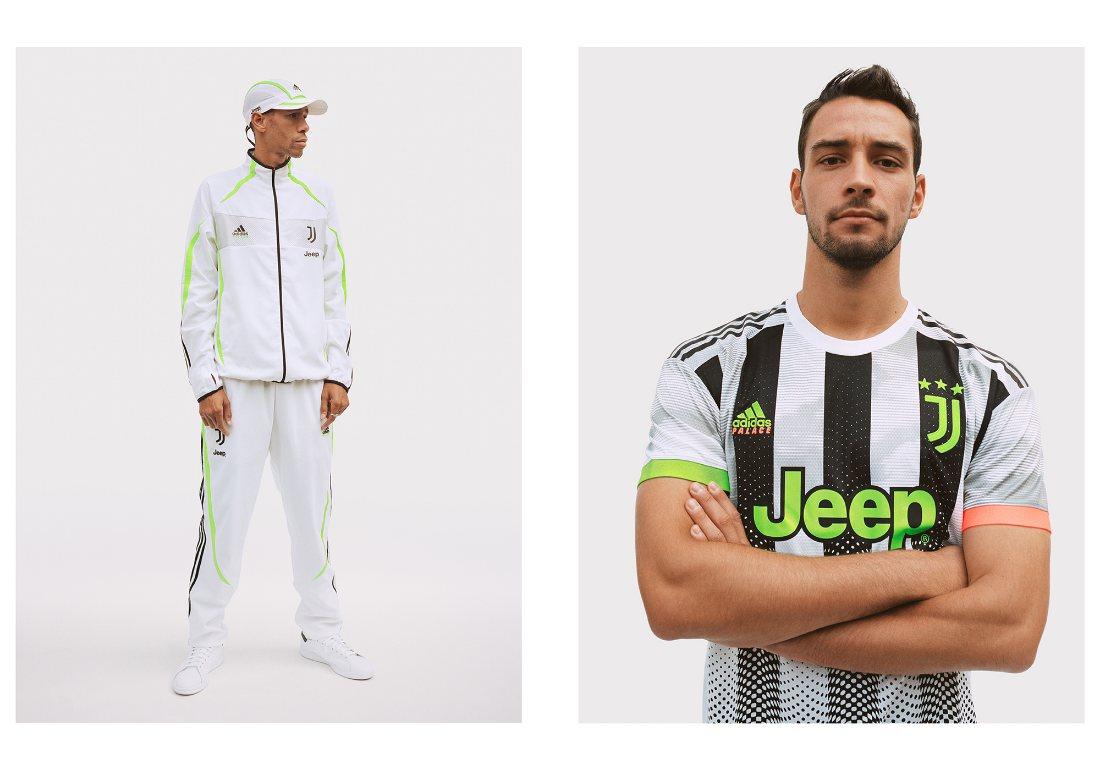 Tutti gli item della collezione Juventus x Palace
