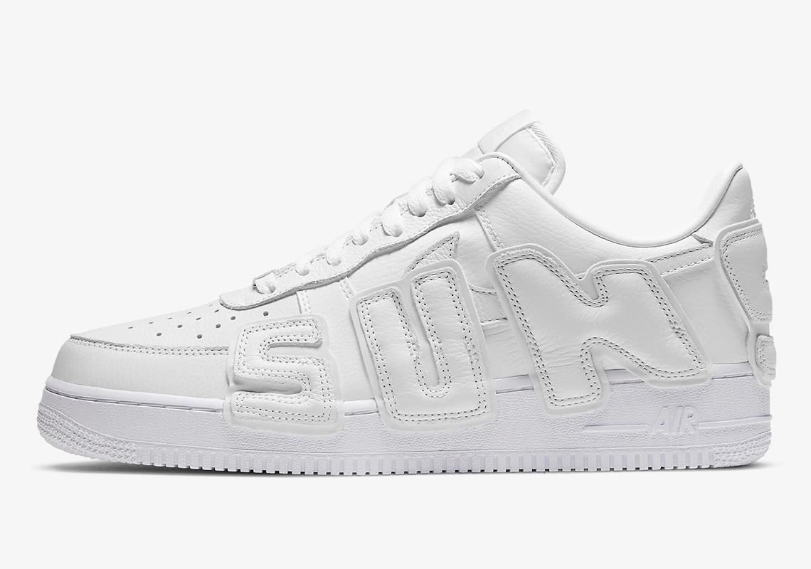 CPFM Cactus Plant Flea Market x Nike Air Force 1 Low White