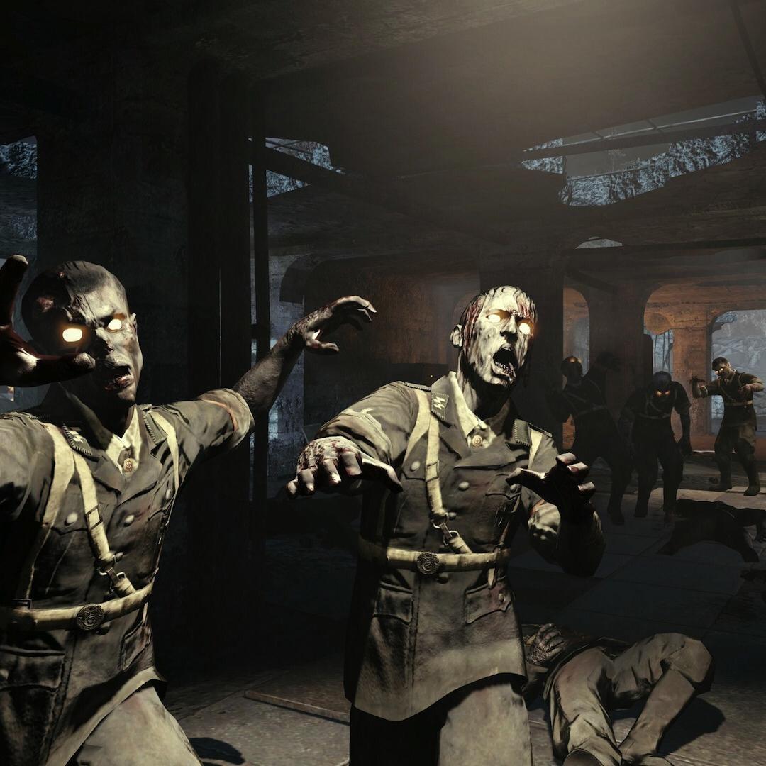 Call of Duty Warzone zombie