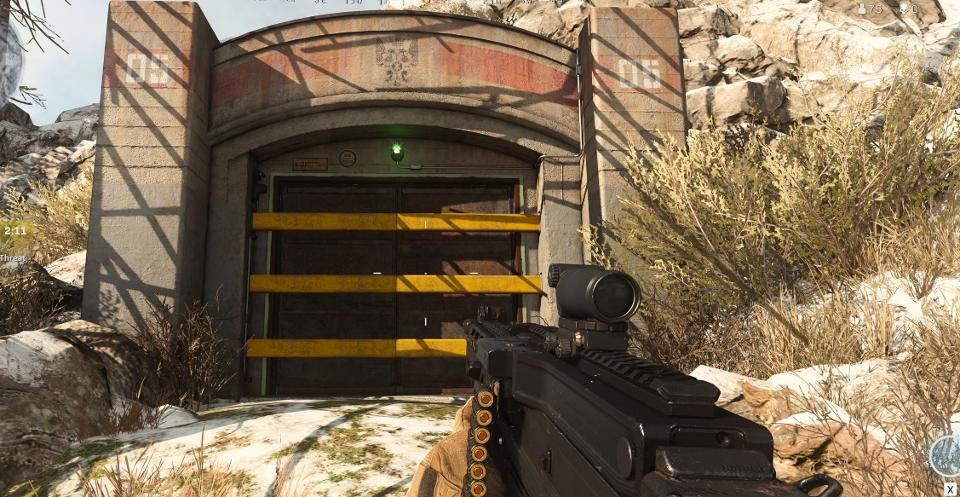 Call of Duty Warzone Bunker