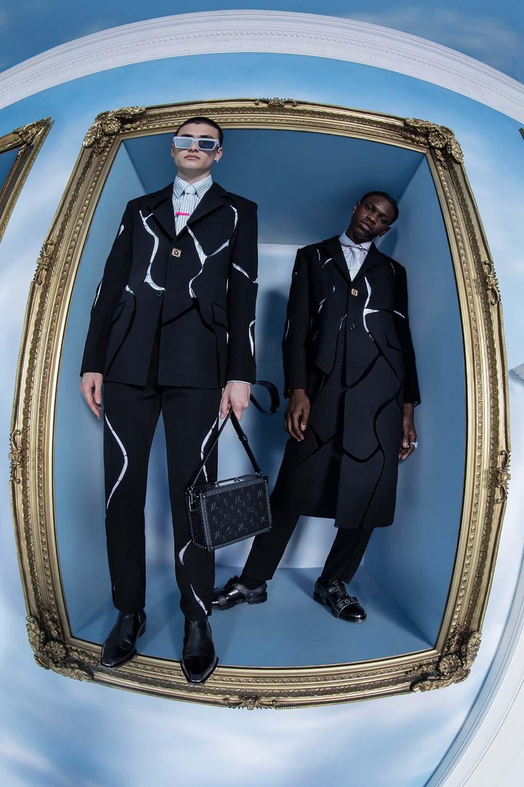Campagna Uomo FW 2020 Louis Vuitton