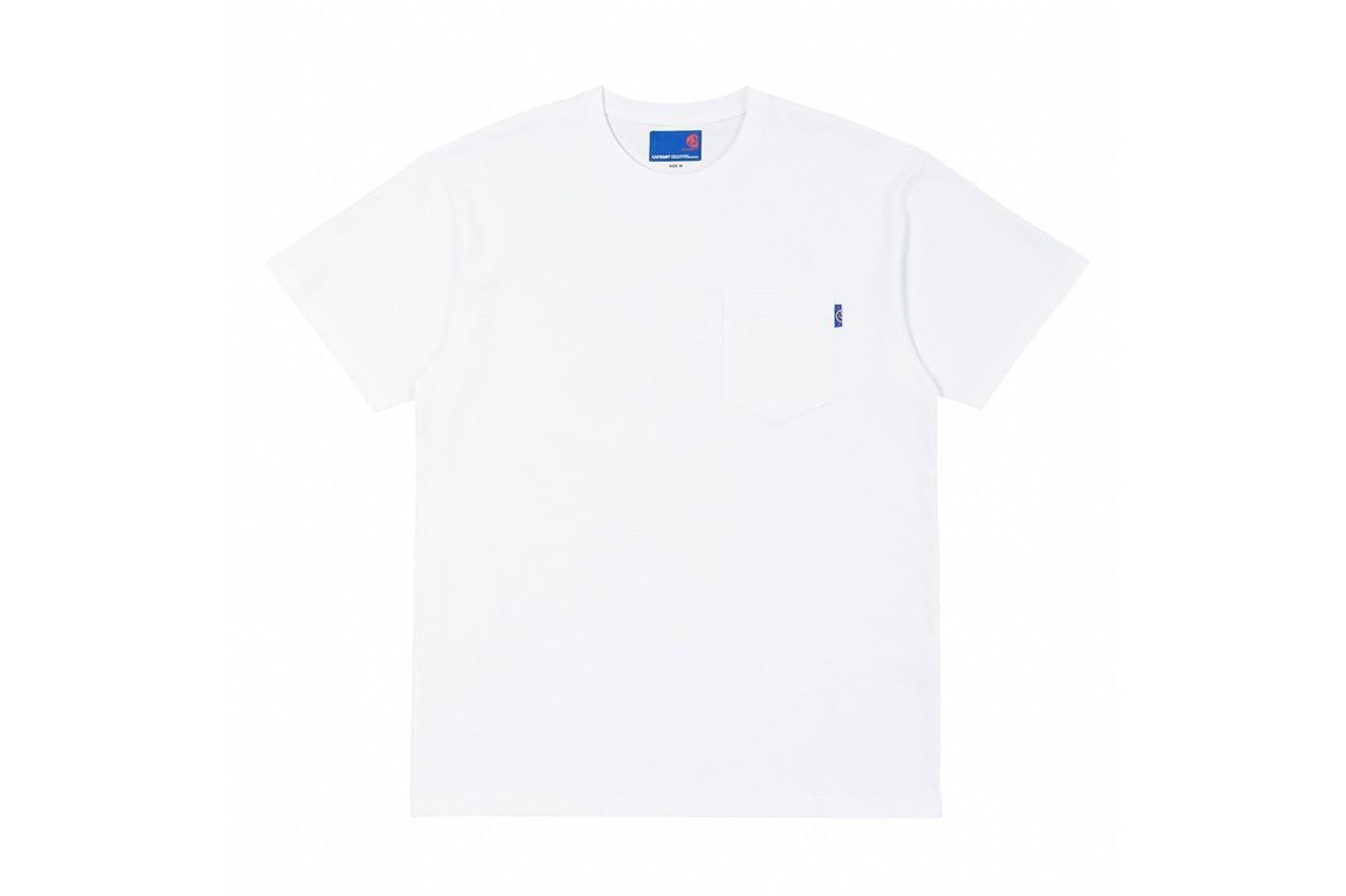 Carhartt fragment design T-shirt bianca