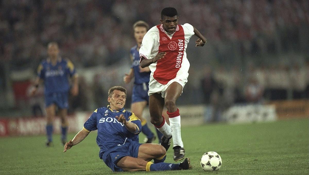 Vladimir Jugovic Juventus Champions League 1996