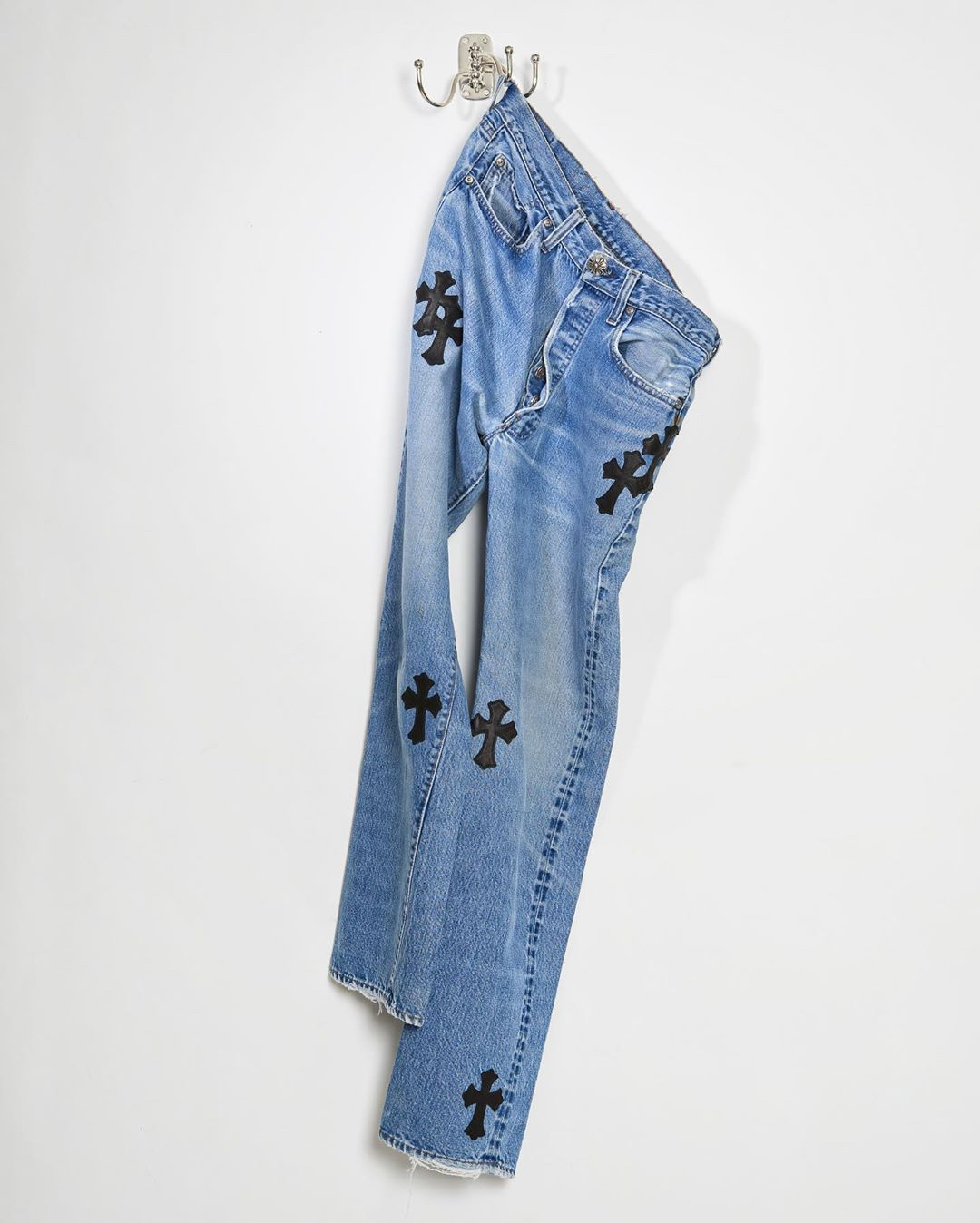 Chrome Hearts Jeans Collection