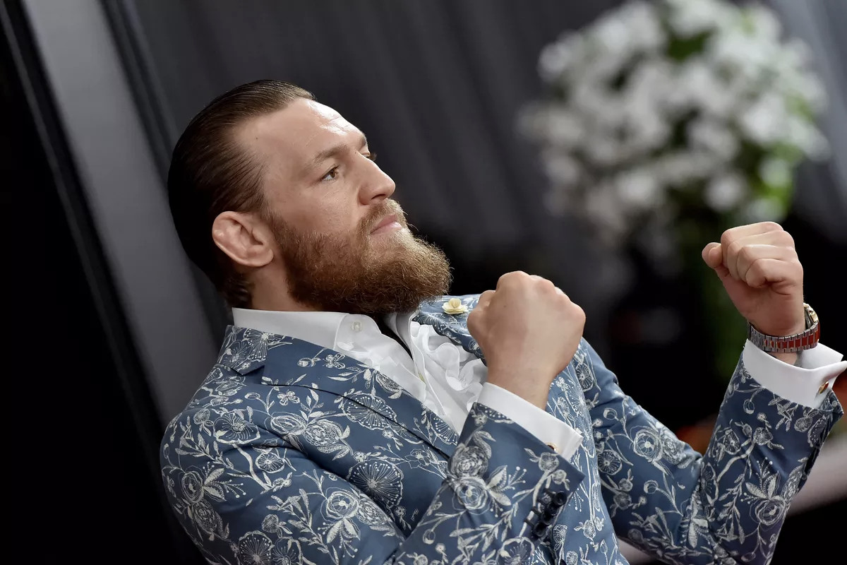 Conor McGregor luxury watch