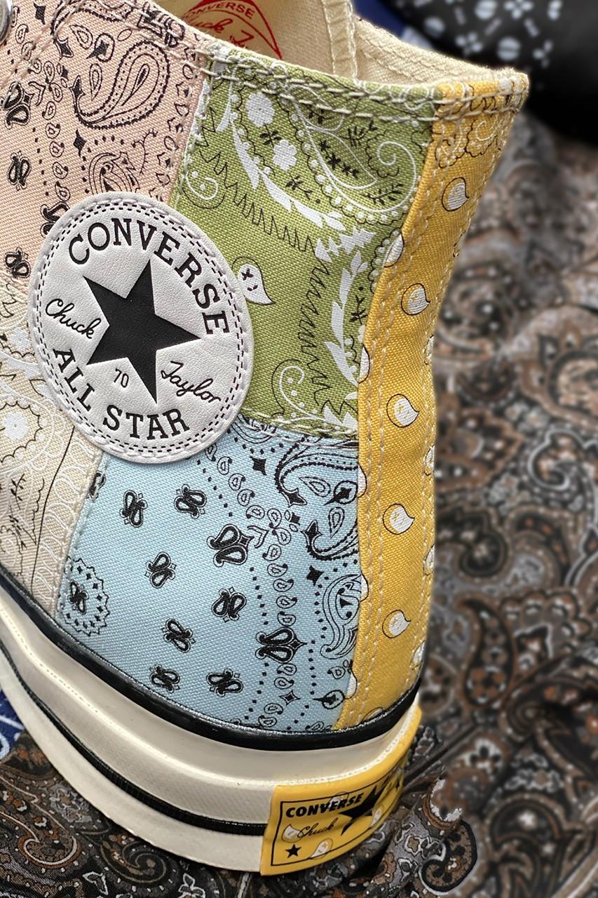 "Offspring x Converse Chuck 70 ""Paisley"""