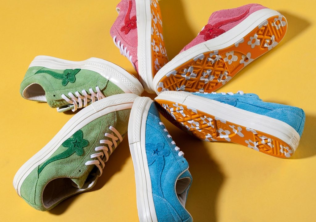 Converse One Star by Tyler The Creator