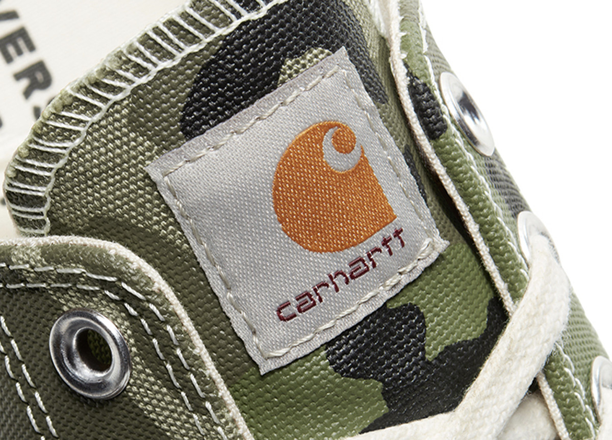 Converse x Carhartt WIP Chuck 70 Low Top