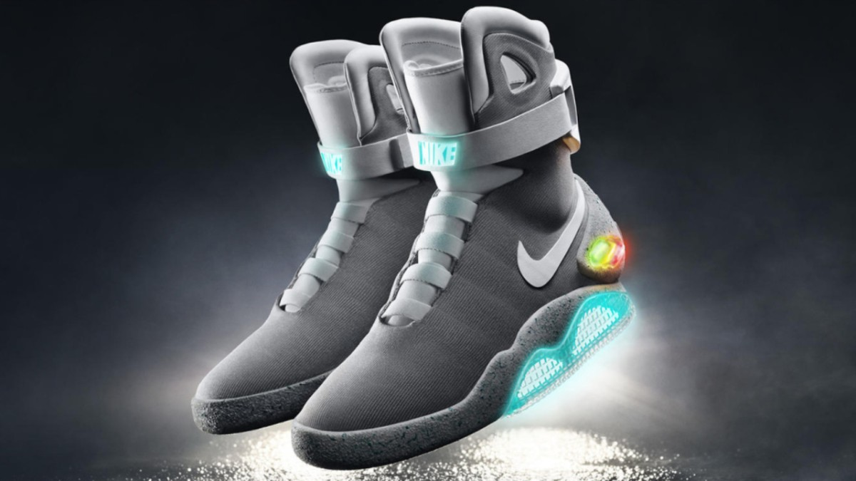 How Much Are Nike Mag Back to the Future Sneakers | Sole