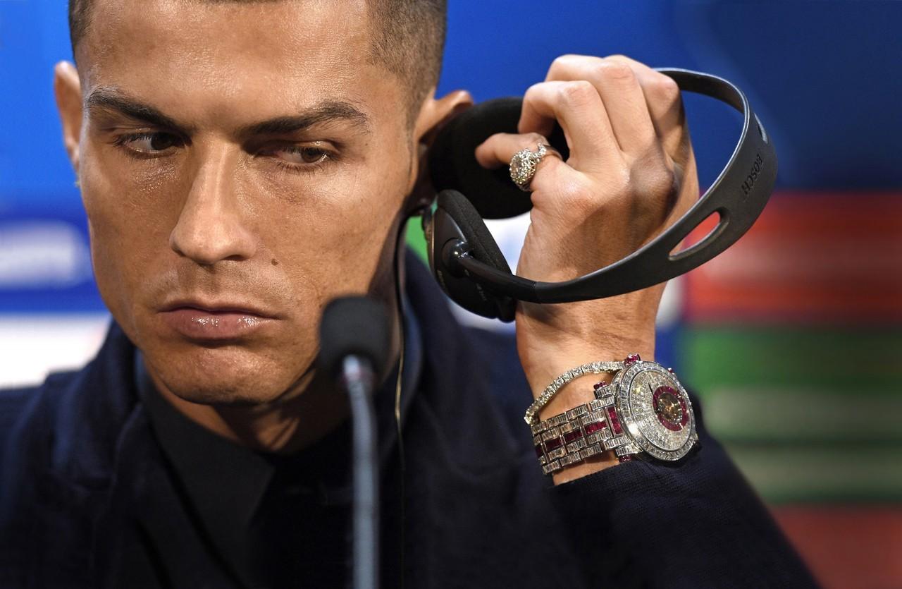 Cristiano Ronaldo Frank Muller