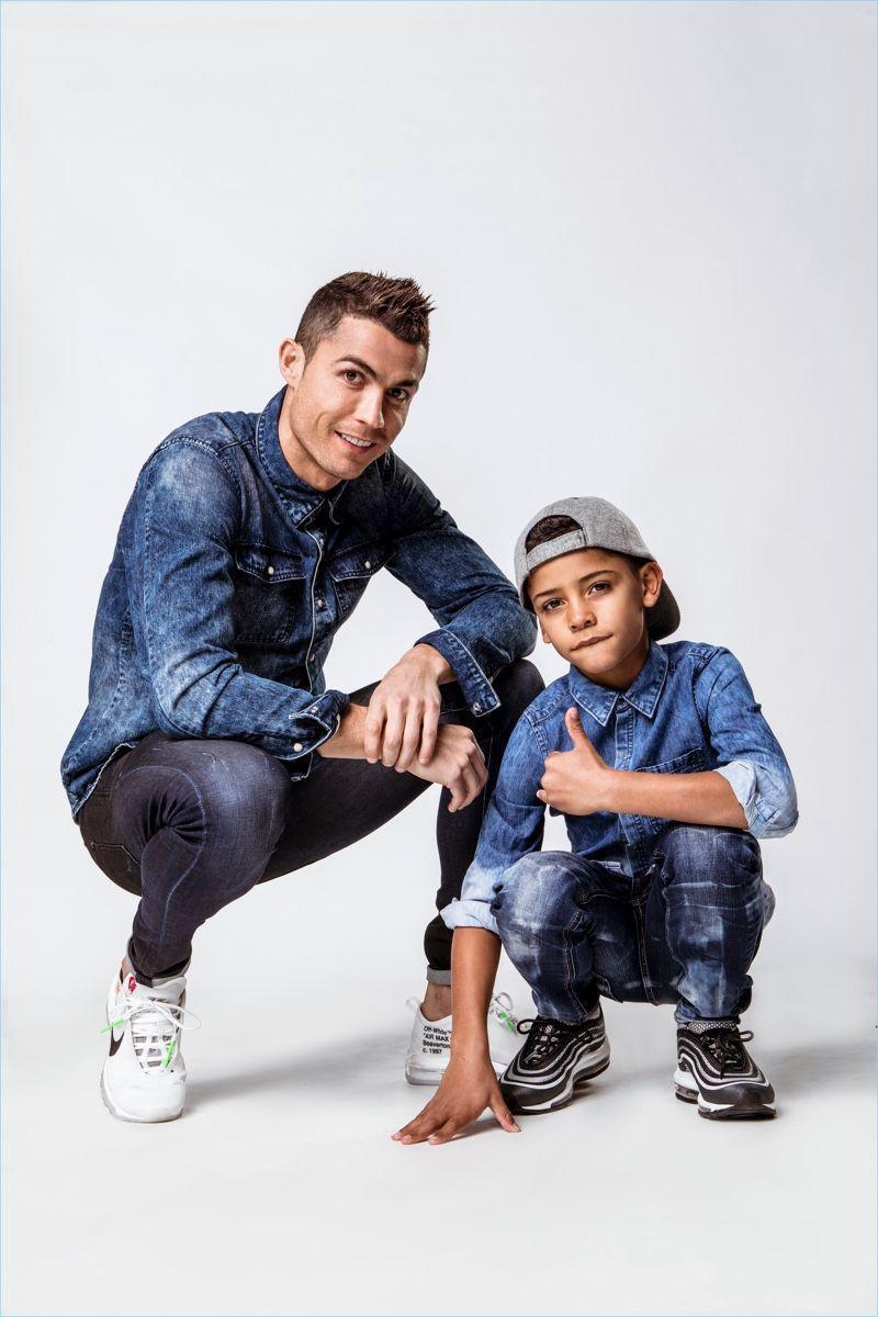 Cristiano Ronaldo Off-White x Nike Air Max 97