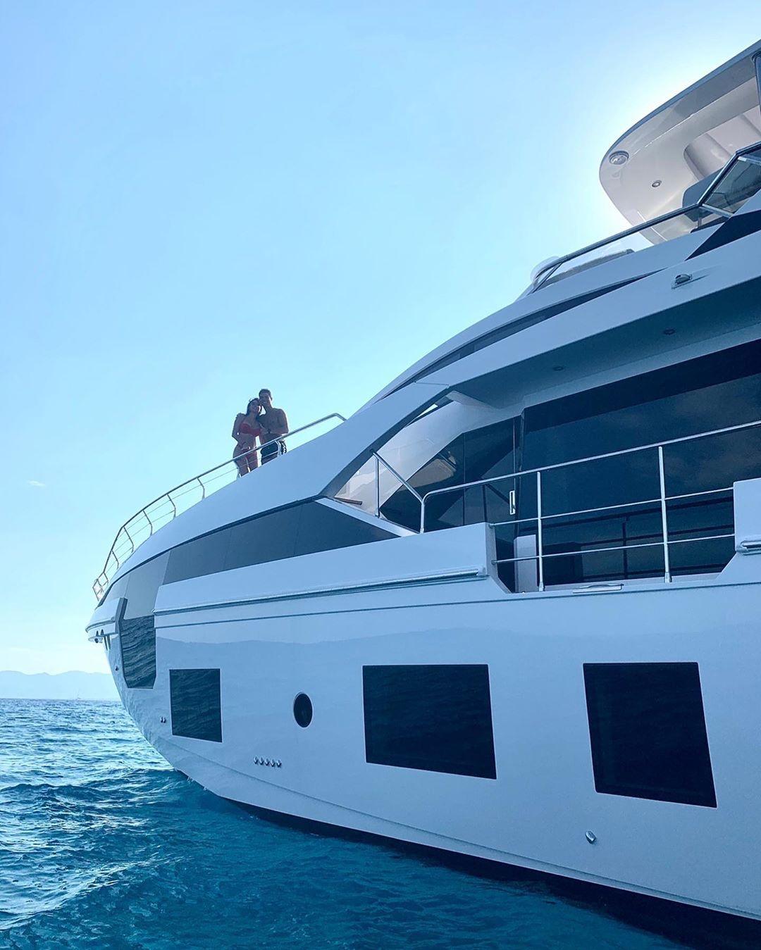 Cristiano Ronaldo Yacht