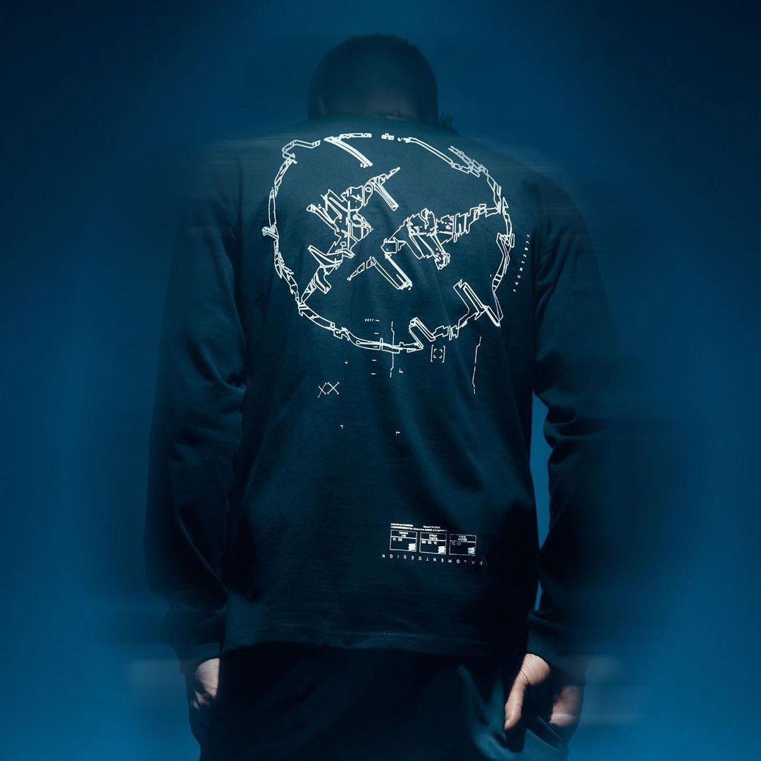 Cyberpunk 2077 x fragment design