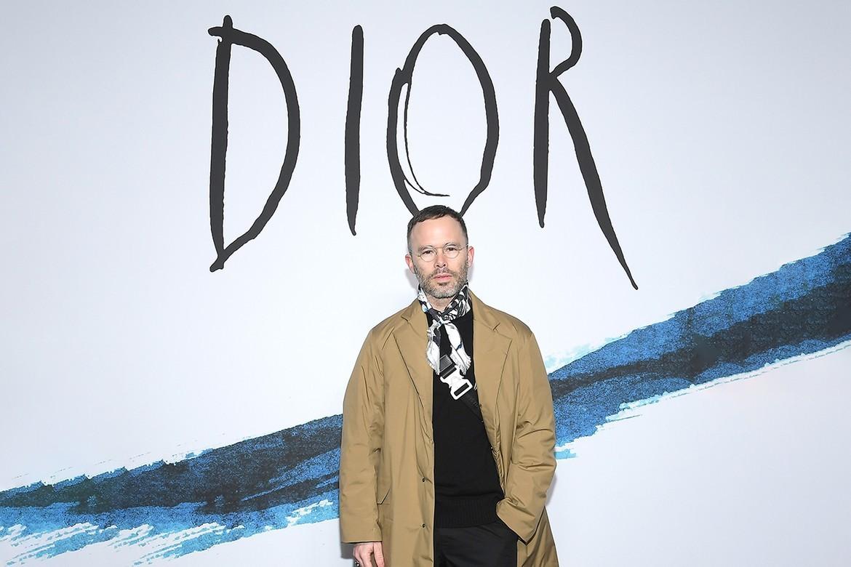 Daniel Arsham x Dior