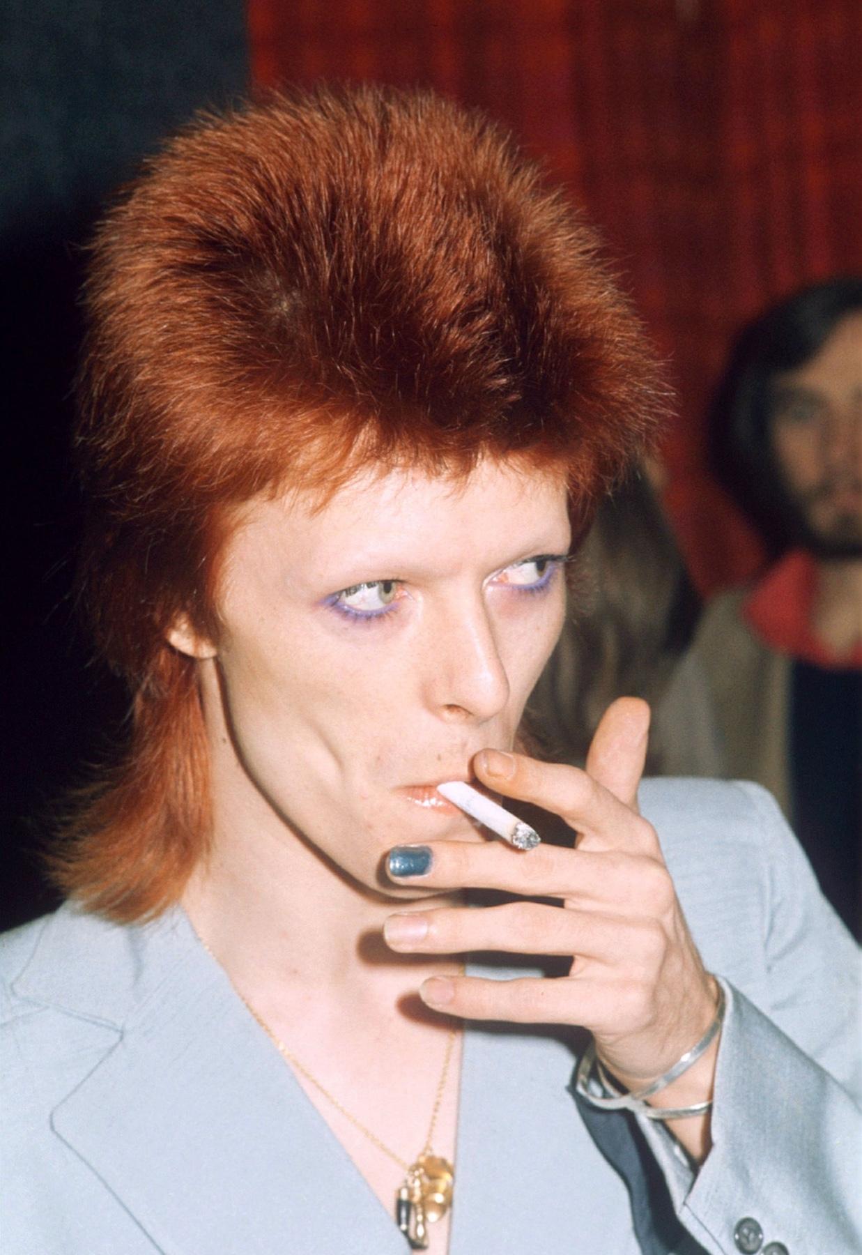 David Bowie smalto
