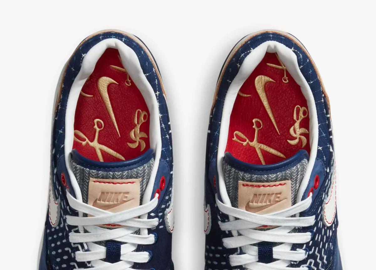 Denham x Nike Air Max 1 Denim
