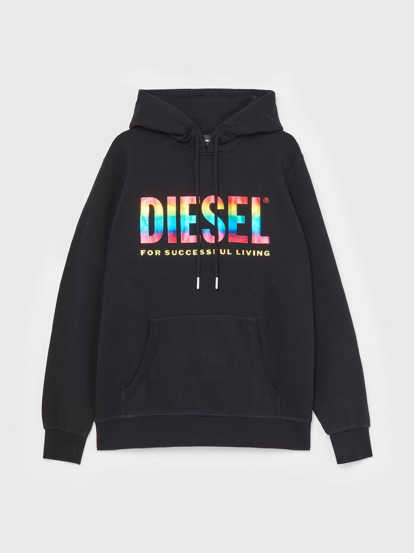 Diesel Pride Hoodie