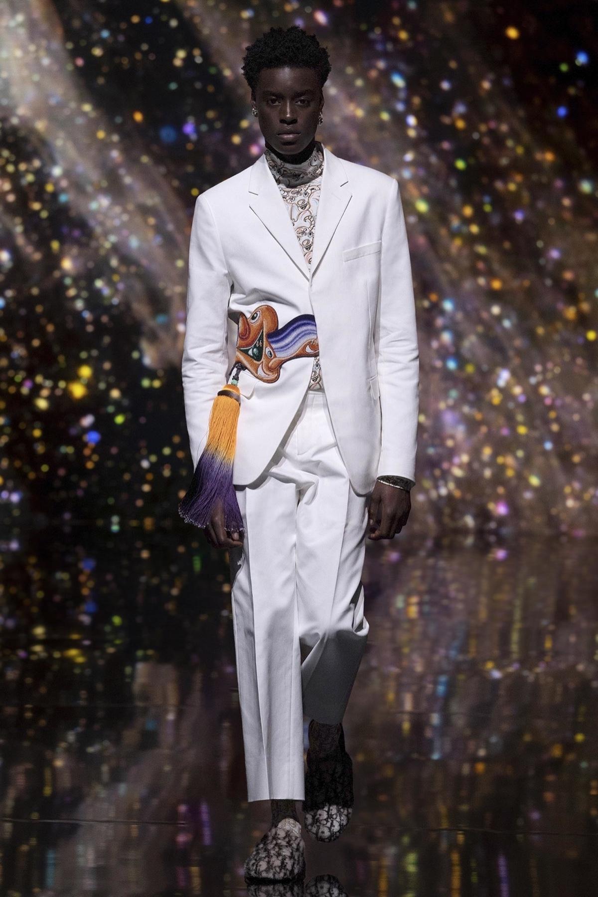 Dior Uomo Sfilata Autunno 2021
