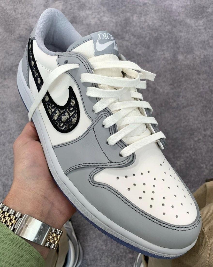 Dior x Air Jordan 1 Low release date