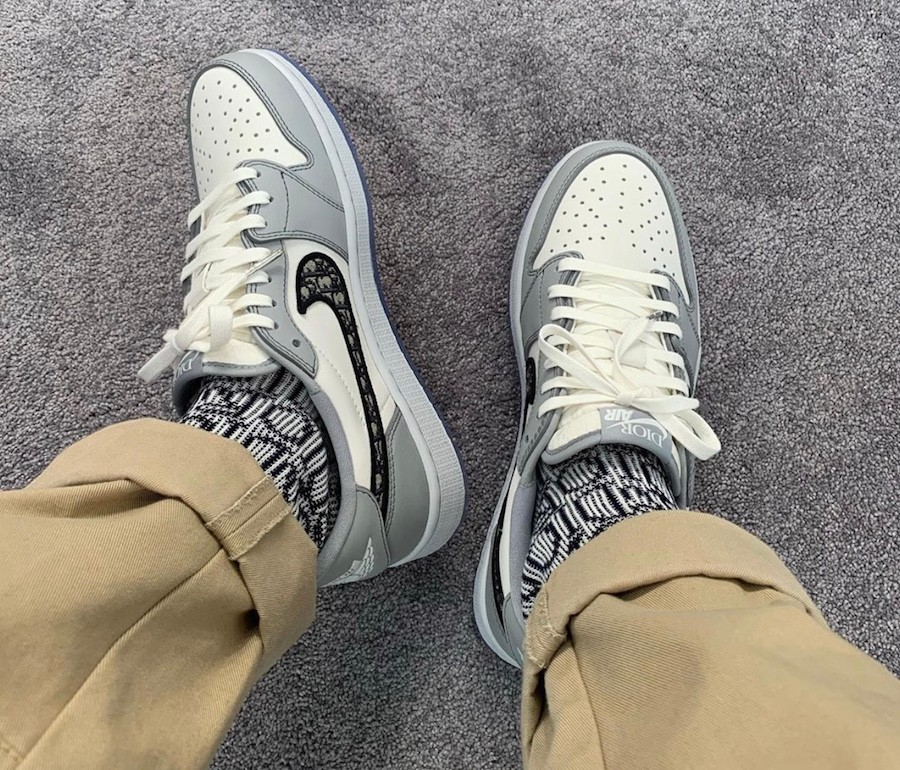 Dior x Air Jordan 1 Low price