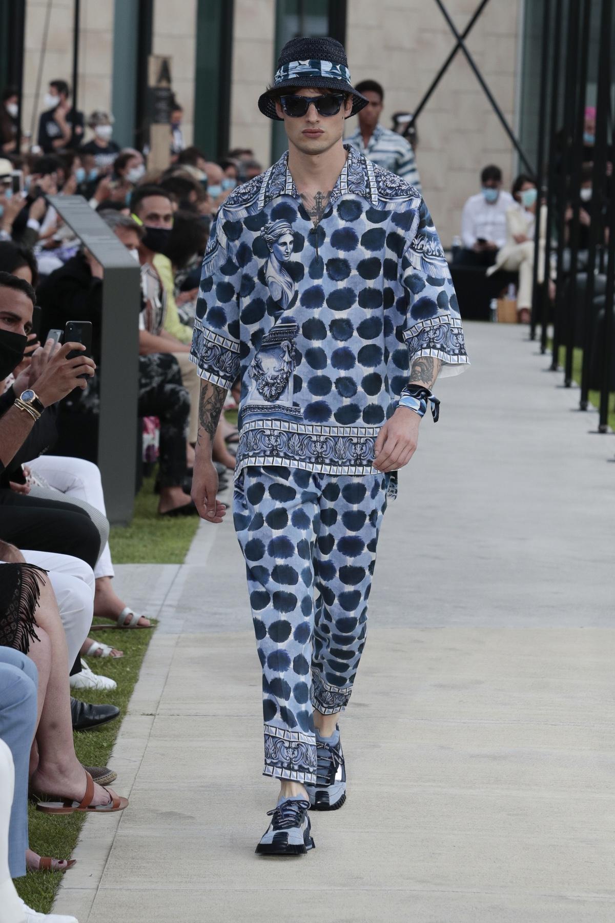 Dolce & Gabbana Fashion Show SS2021