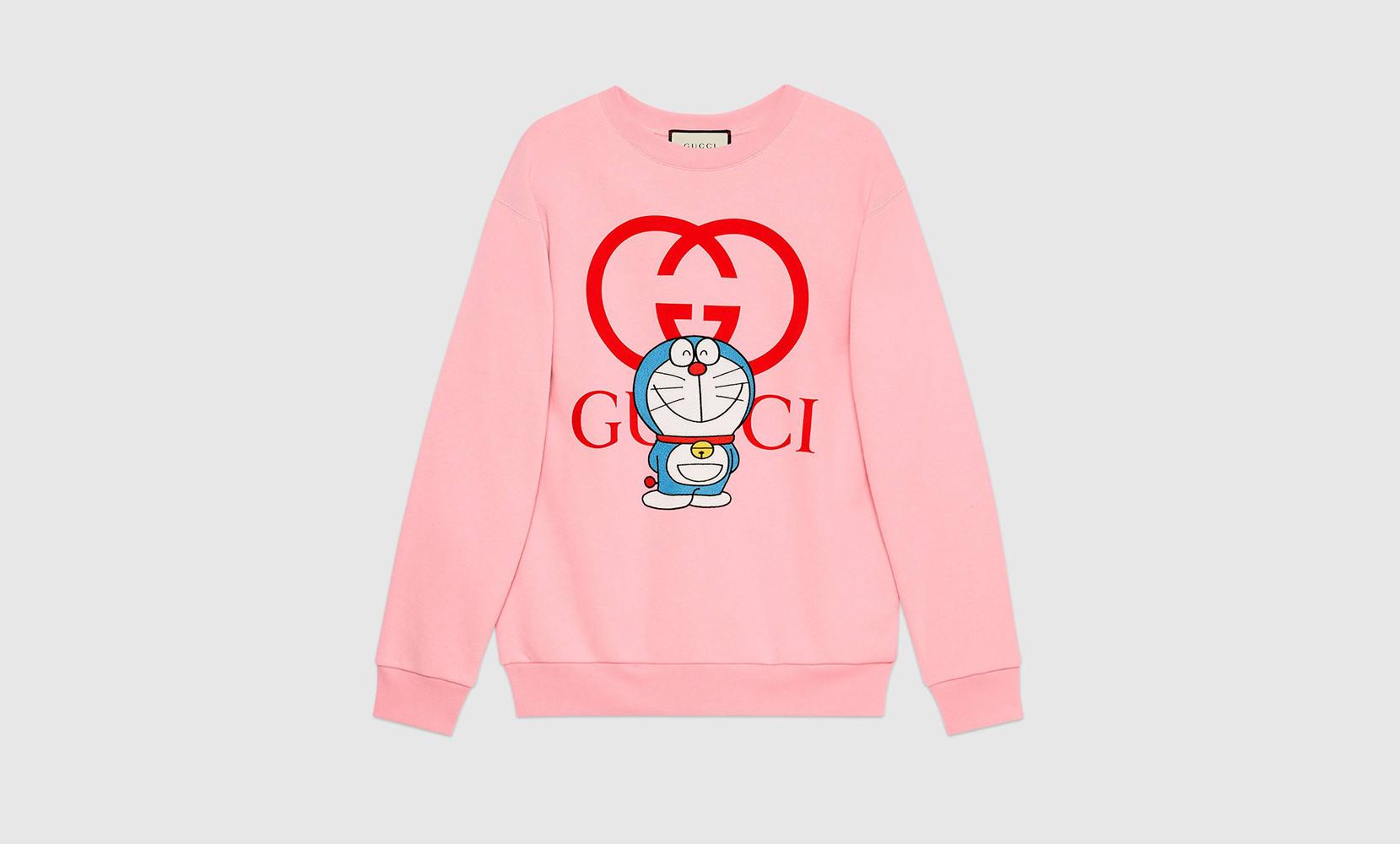 Doraemon x Gucci Collection