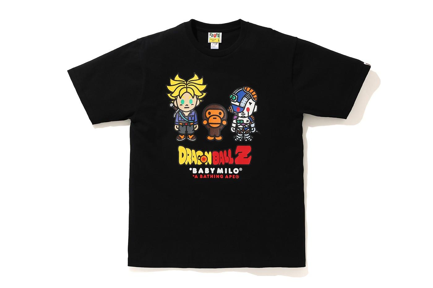 Dragon Ball Z x BAPE