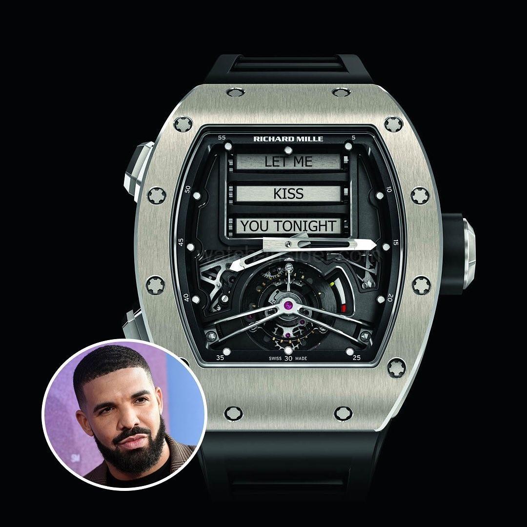 Drake - RICHARD MILLE