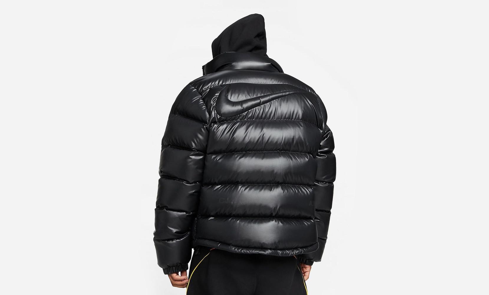 Drake x Nike Nocta puffer jacket black