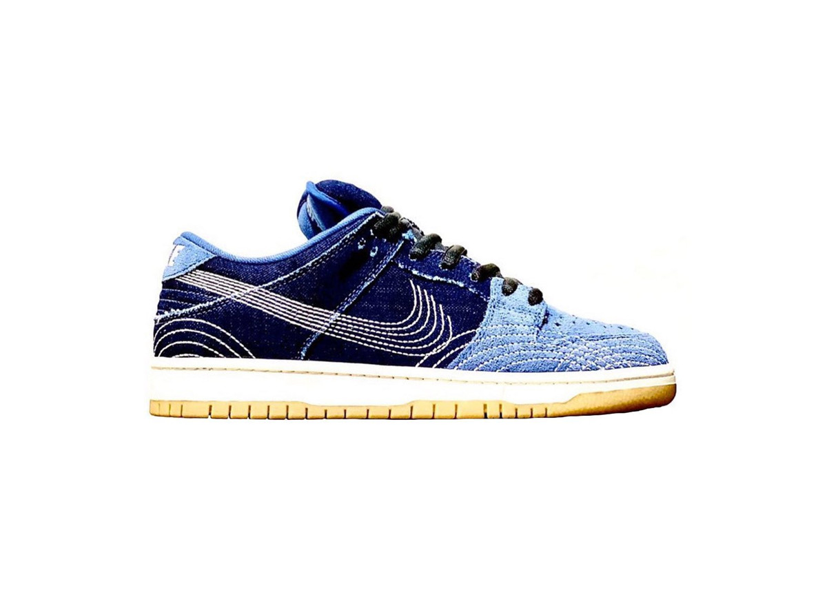 Dunk Low Denim
