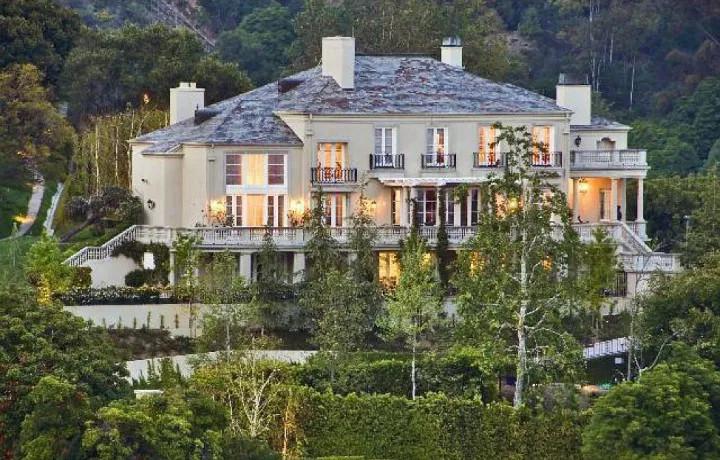 Elon Musk Bel Air Mansion in vendita